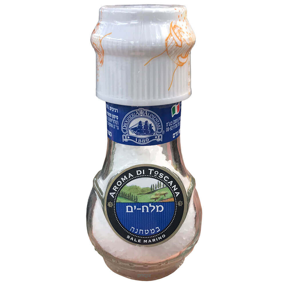 מלח ים ארומה דה טוסקנה